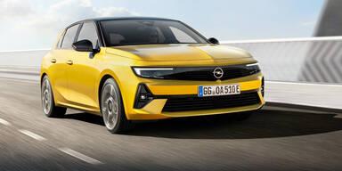 Alle Infos zum völlig neuen Opel Astra