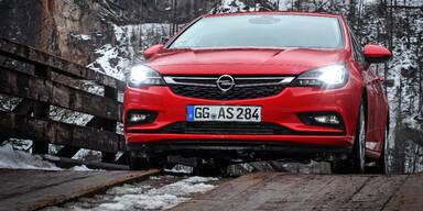 Opel Astra ist zurück in der Erfolgsspur