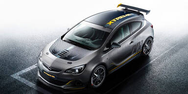 Neue Infos vom Opel Astra OPC Extreme