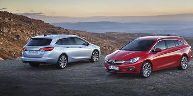 Neuer Opel Astra ist ein Bestseller