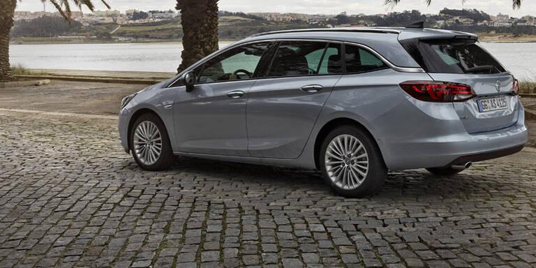 Der neue Opel Astra Kombi im Test
