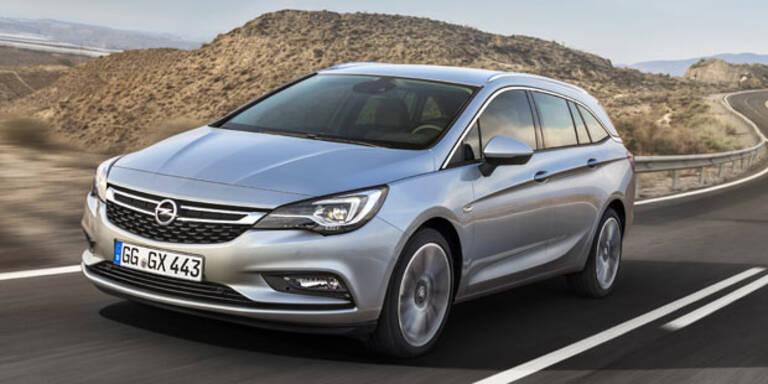 Das ist der neue Opel Astra Kombi