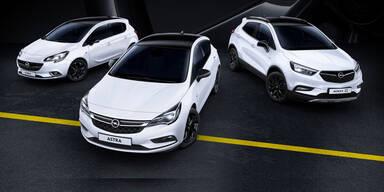Opel rüstet Astra, Mokka X und Corsa auf