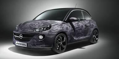 Bryan Adams designt eigenen Opel Adam