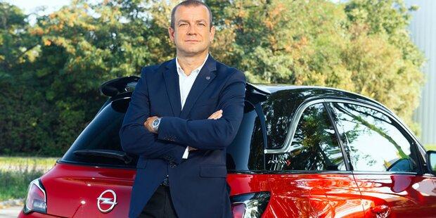 GM in Österreich zu Opel umbenannt
