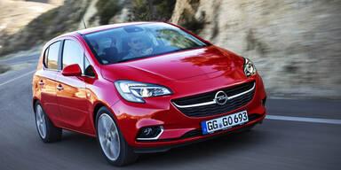 Weltpremiere des neuen Opel Corsa