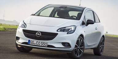 Großer Ansturm auf neuen Opel Corsa