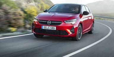 Neuer Corsa jetzt auch mit Benziner & Diesel