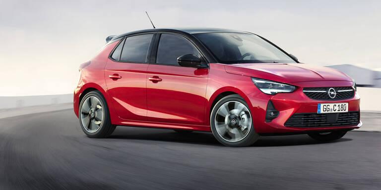Das kostet der neue Opel Corsa