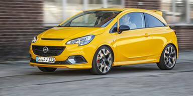 Neuer Corsa GSi setzt auf Top-Benziner