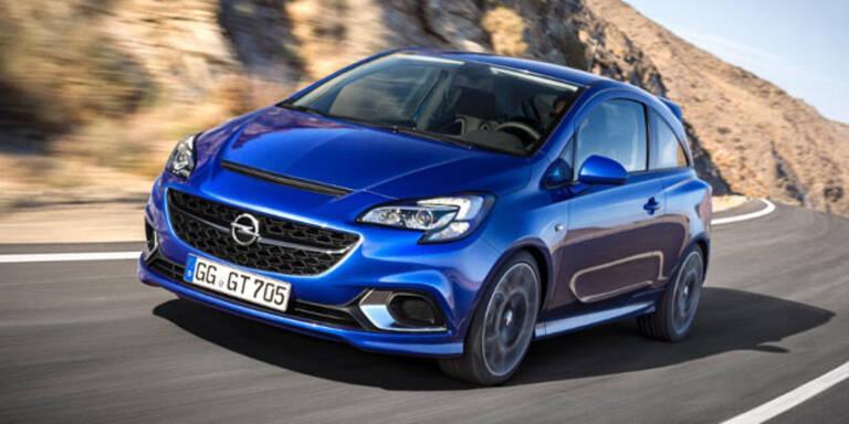 So kommt der neue Opel Corsa OPC