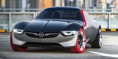 So sieht der neue Opel GT aus