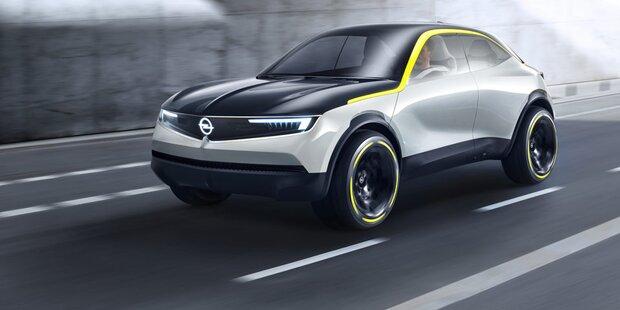 So sehen Opel-Modelle in Zukunft aus