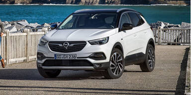 Neuer Top-Motor für den Opel Grandland X