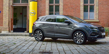 Das kostet der Opel Grandland X