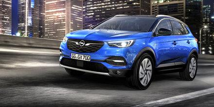 Opel Grandland X greift VW Tiguan an