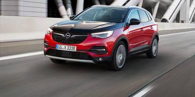 Opel Grandland X endlich auch mit Allrad