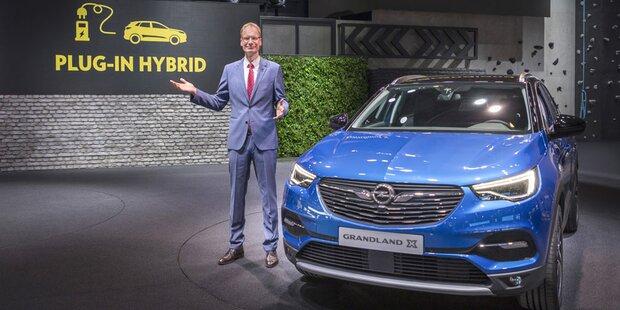 Opel sieht sich für Zukunft gerüstet