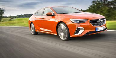 Opel Insignia GSi im Fahrbericht