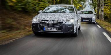 Opel greift mit völlig neuem Insignia an