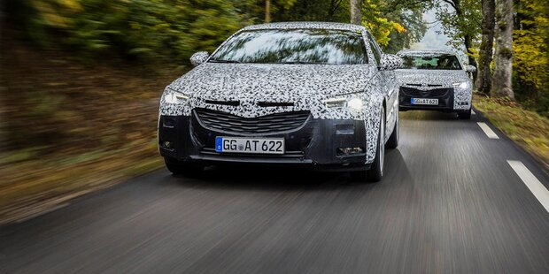 neuer opel insignia 2017 erste infos fotos und video. Black Bedroom Furniture Sets. Home Design Ideas