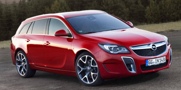 """Das ist der """"neue"""" Opel Insignia OPC"""