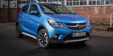 Opel Karl Rocks greift VW Cross Up! an