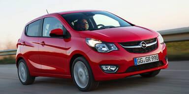Alle Infos vom neuen Opel Karl