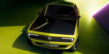 Opel-Chef erwägt Manta-Comeback als E-Auto