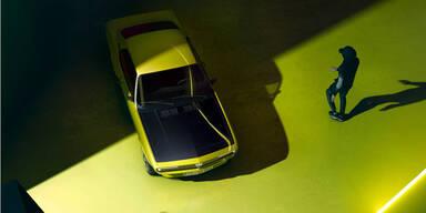 Opel bringt den Manta als Elektroauto zurück