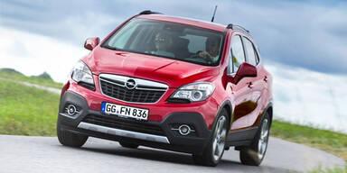 Opel Mokka bleibt totaler Bestseller