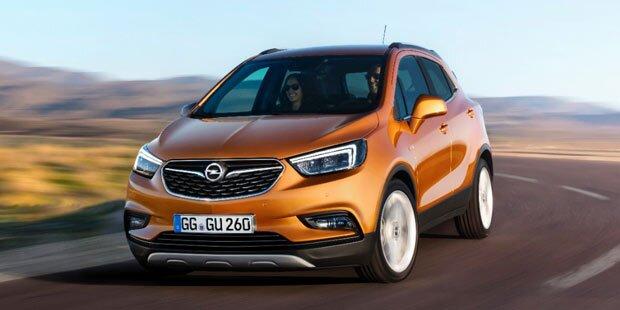 Opel stellt den neuen Mokka X vor