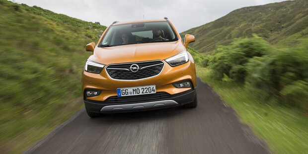 Opel Mokka X ist totaler Bestseller