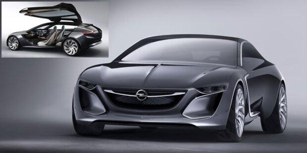 Monza Concept zeigt die Opel-Zukunft