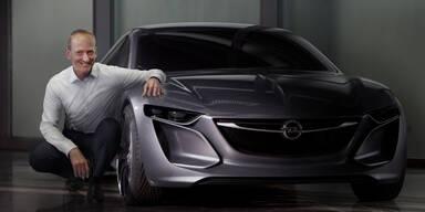 Opel zeigt auf der IAA den Monza Concept