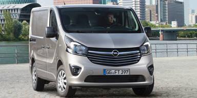 So kommt der neue Opel Vivaro
