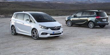 """Opel greift mit """"neuem"""" Zafira an"""