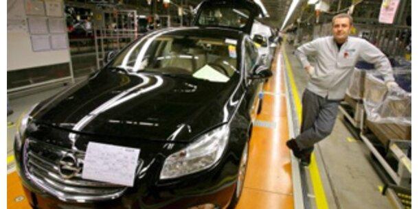 Deutsche Autobauer sehen Silberstreif am Horizont