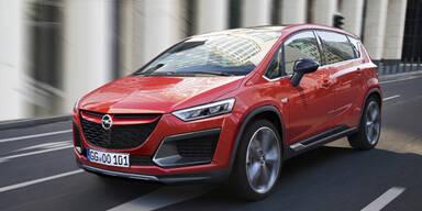Opel bringt den Crossover Activia