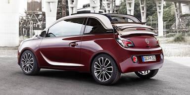 Opel bringt den Adam als Cabrio