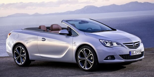 So wird das neue Opel Cabrio aussehen