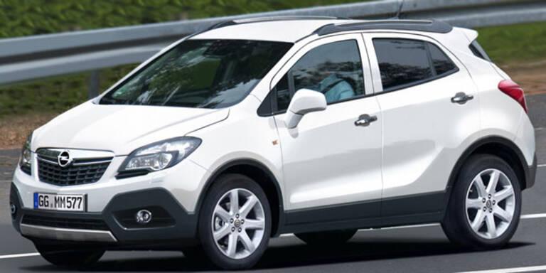 Opel: Corsa SUV kommt schon 2012
