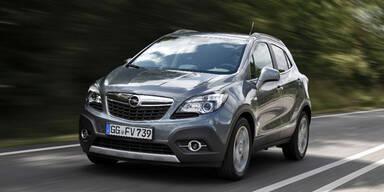 Neuer Einstiegsdiesel für den Opel Mokka