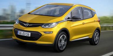 Opel bringt Elektroauto zum Kampfpreis