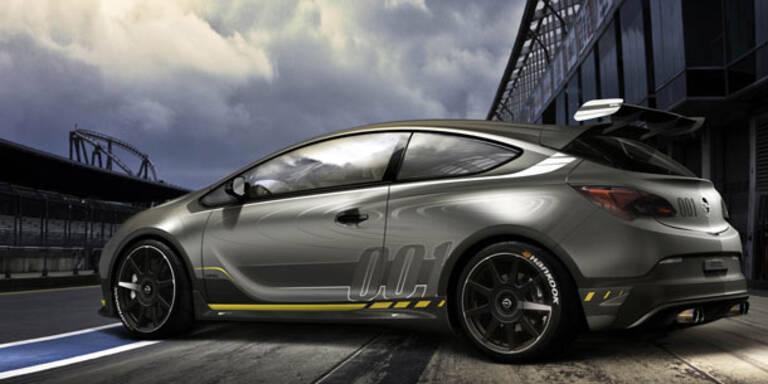 "Opel bringt den Astra OPC ""Extreme"""