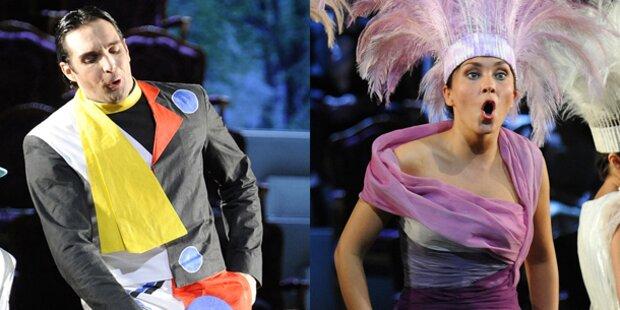 Zwei Opern-Jungstars eröffnen Ball der Bälle