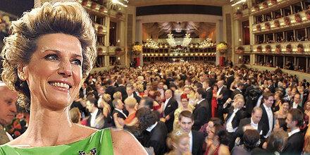 LIVE auf oe24: So wird der Opernball 2012