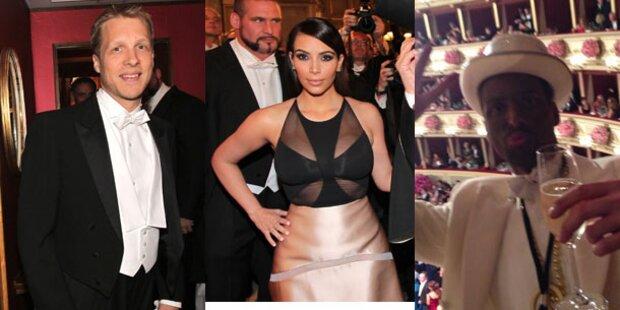Ganz USA schockiert über Kardashian-Attacke