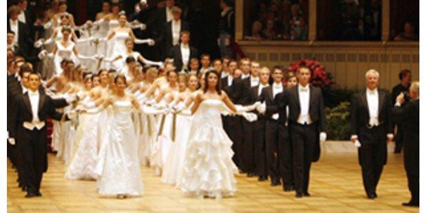 So teuer ist der Wiener Opernball 2009