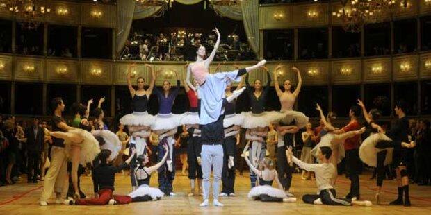 Opernball: So schön war die Generalprobe